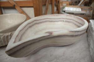 Раковини з натурального каменю від Беверс Мармур