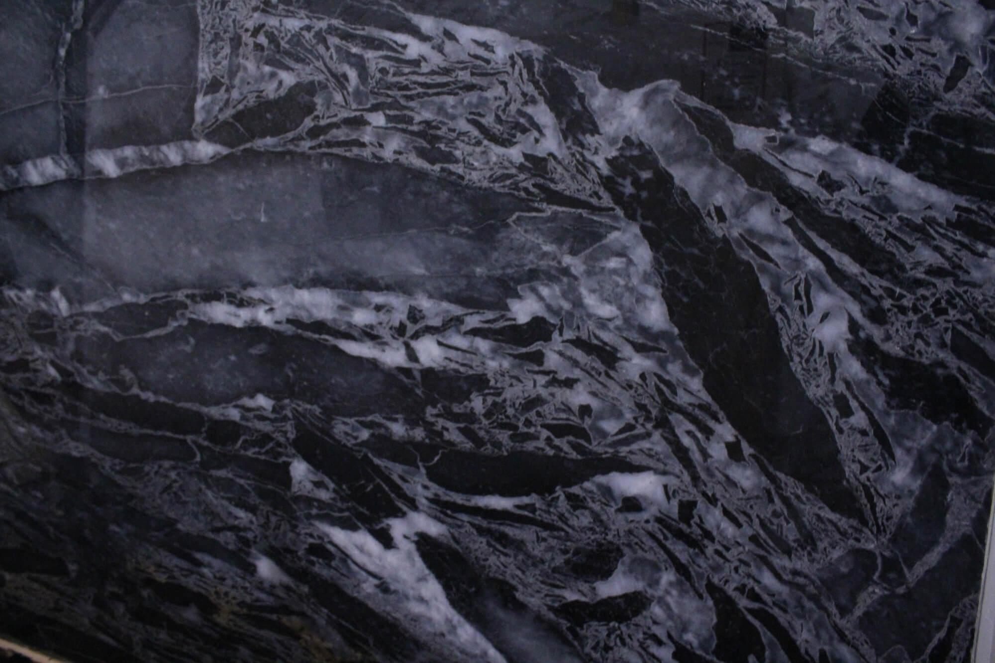 BLACK LEOPARD фото 1 — камень от Bevers Marmyr