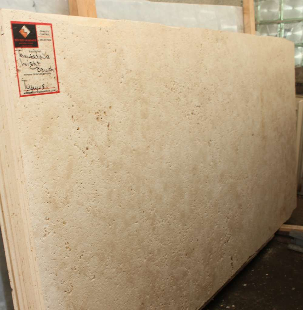 Travertine Light Brashed
