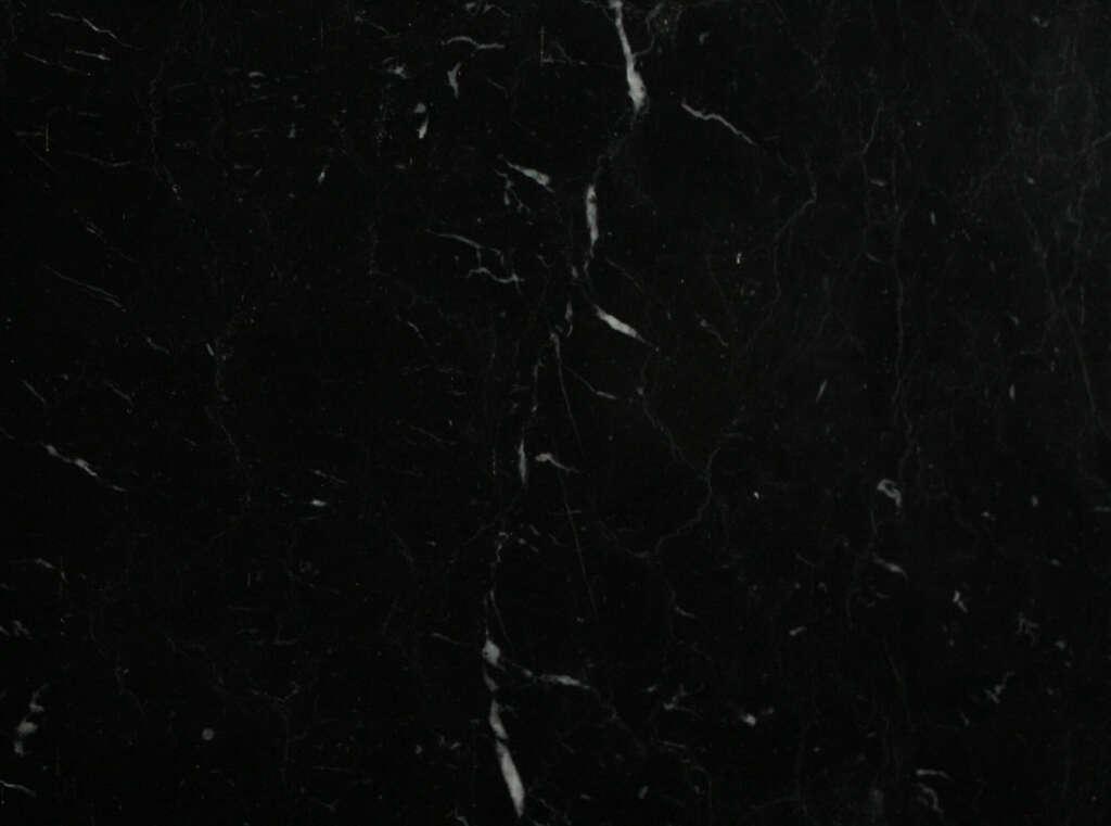 Чорний іспанський мармур Nero Marquina