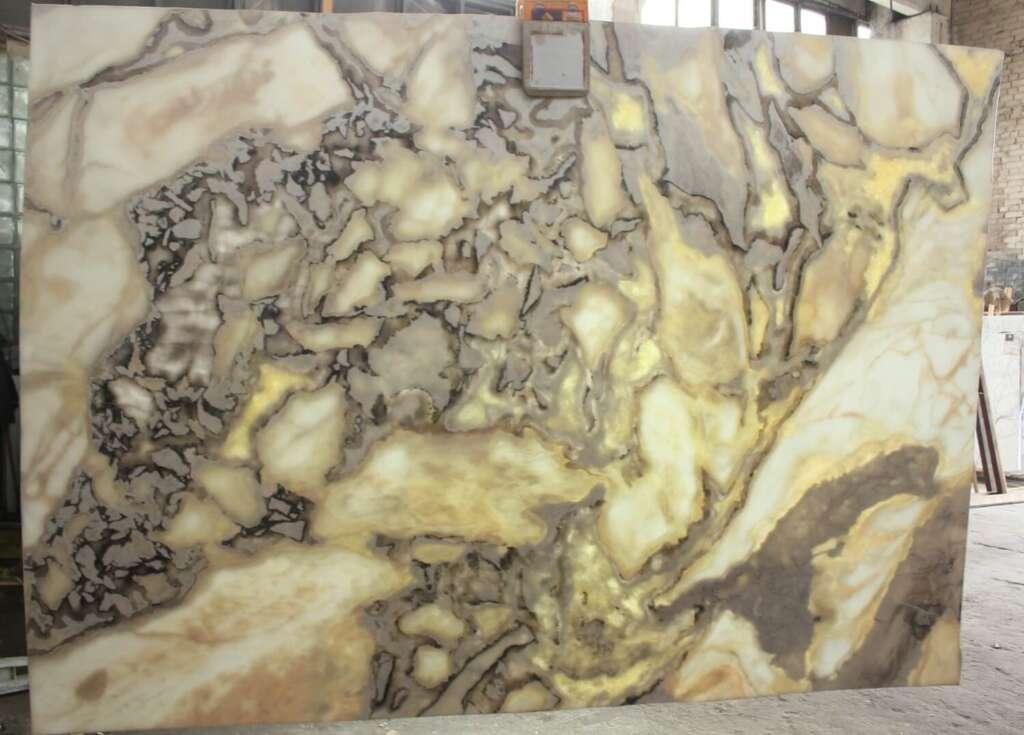 Натуральний кварцит Oyster