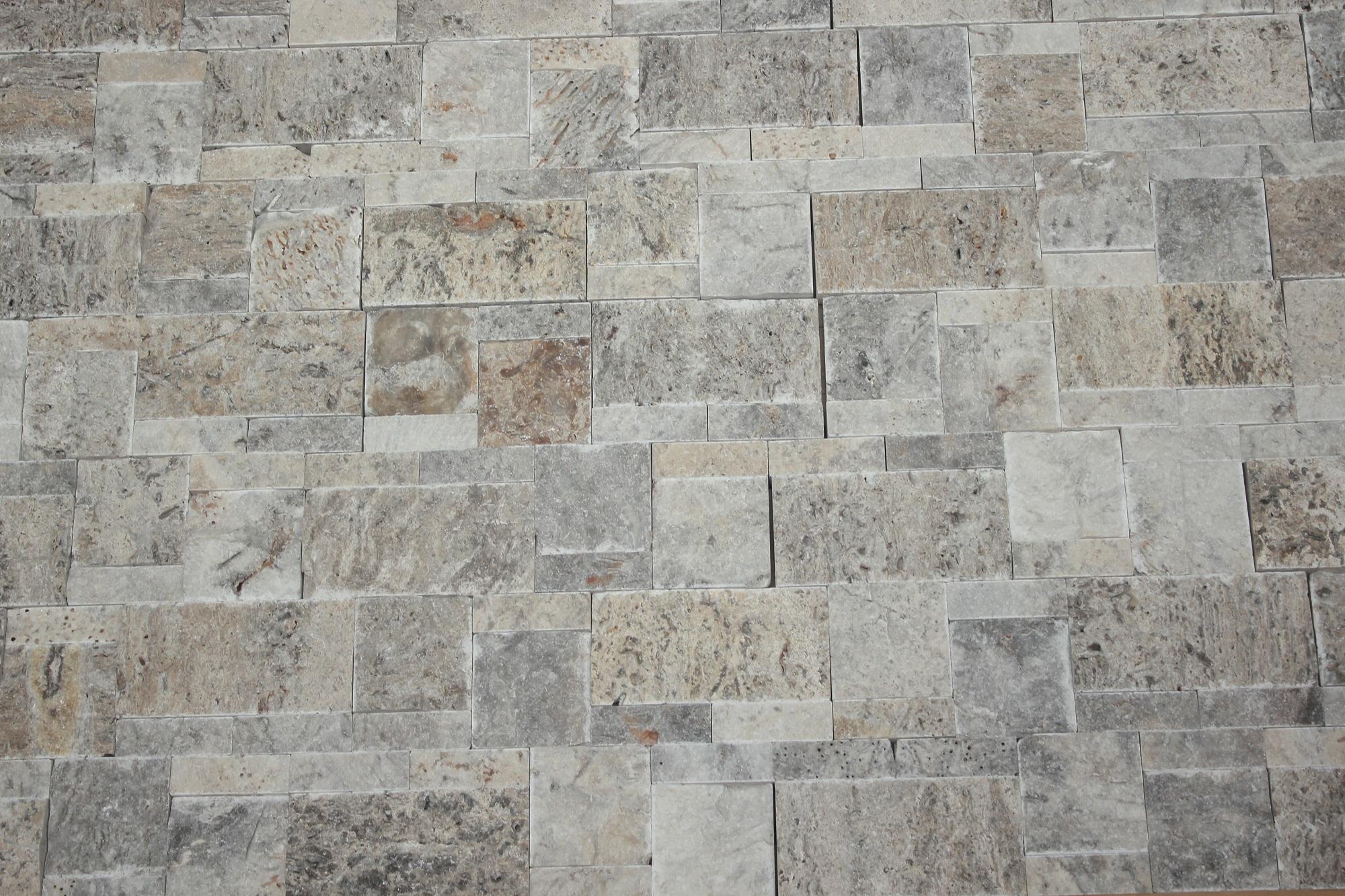 Фасадна плитка з травертину фото 1 — изелия и проекты от Bevers Marmyr