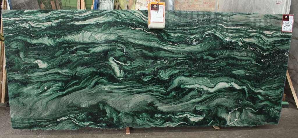 Зелений кварцит laponia green